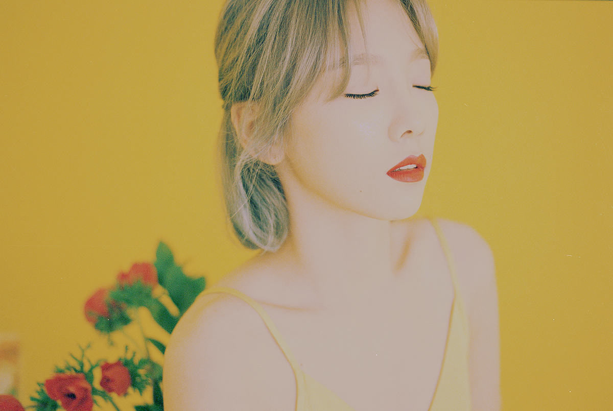 "Taeyeon Reveals Just How Taxing It Was To Record ""Fine"""