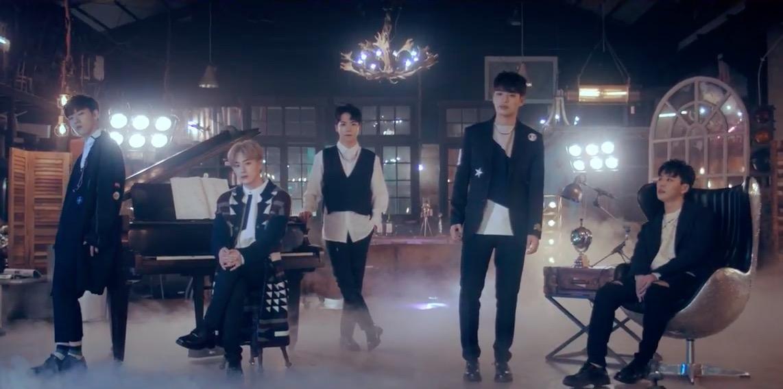 "Watch: 100% Shares First Glimpse Of ""Sketch U"" MV"