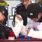 """Kim Jong Kook And KCM Face Off In A Series Of Physical Challenges On """"Running Man"""""""
