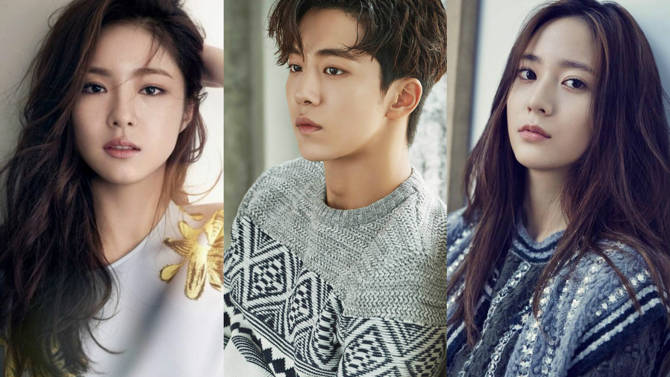 "Nam Joo Hyuk, Shin Se Kyung, Krystal, And More In Talks For ""Bride Of The Water God"""