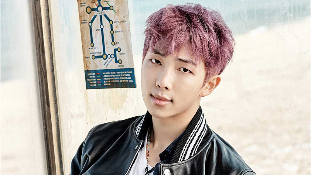 BTS's Rap Monster Releases Personally Curated Playlist On Spotify