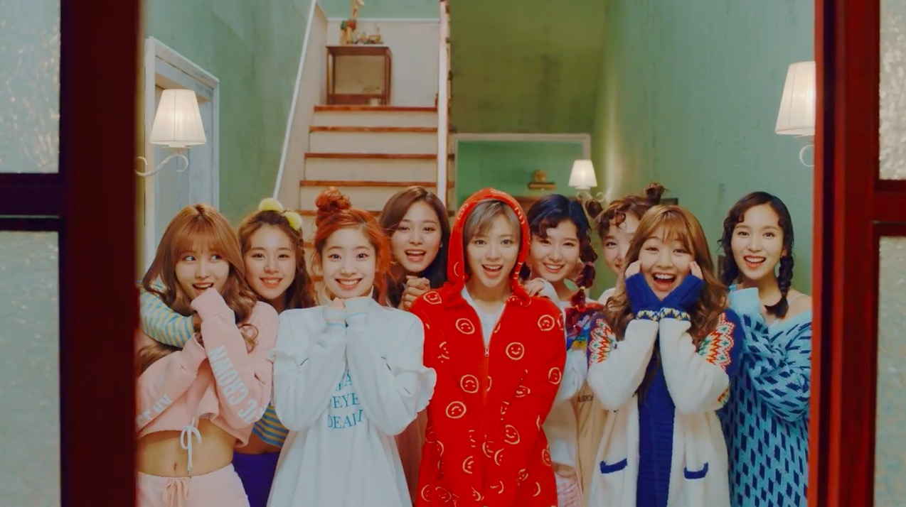 "TWICE's ""Knock Knock"" MV Overtakes Their Own Records For K-Pop Girl Groups"