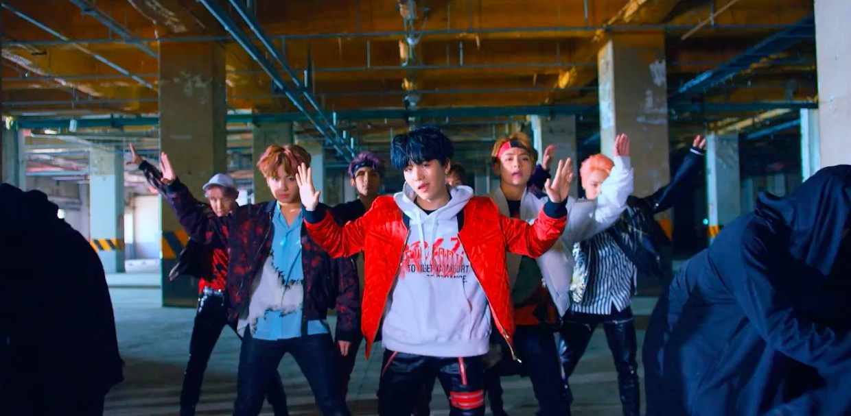 "BTS Surpasses Their Own Records With ""Not Today"" MV"