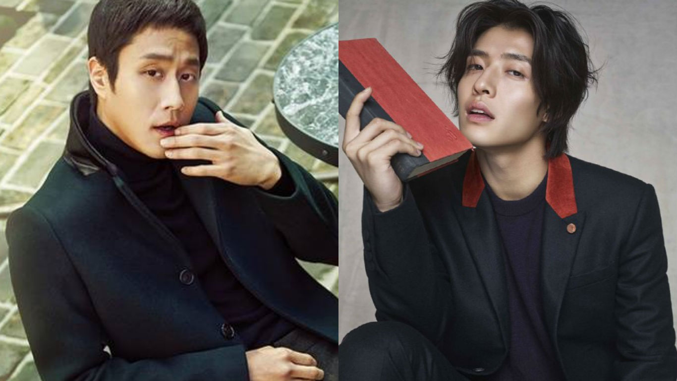 Actor Jung Woo Talks About Kang Ha Neul's Unique Personality