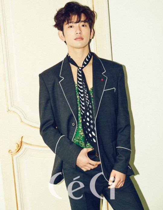 jinyoung got7 2