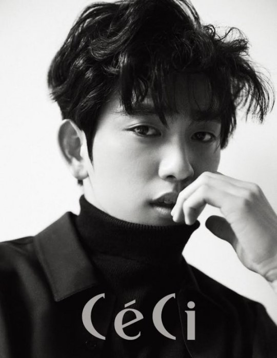 GOT7's Jinyoung Takes On A Sophisticated Look For CeCi