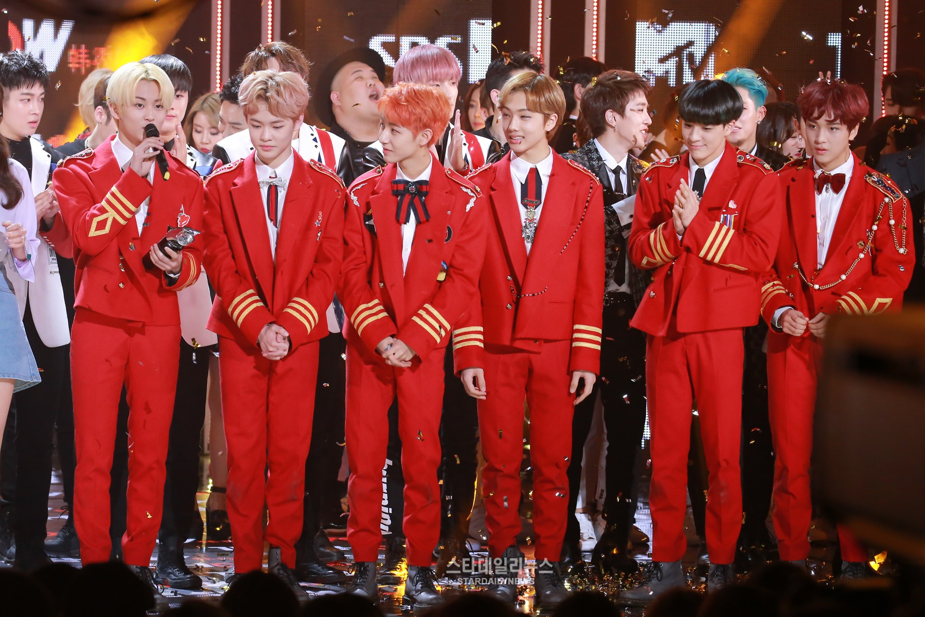 "Watch: NCT Dream Takes 2nd Win For ""My First And Last"" On ""The Show,"" Performances By SF9, NCT 127, And More"