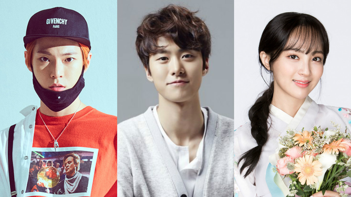 """NCT's Doyoung To Hang Out With Gong Myung And Jung Hye Sung On """"We Got Married"""""""