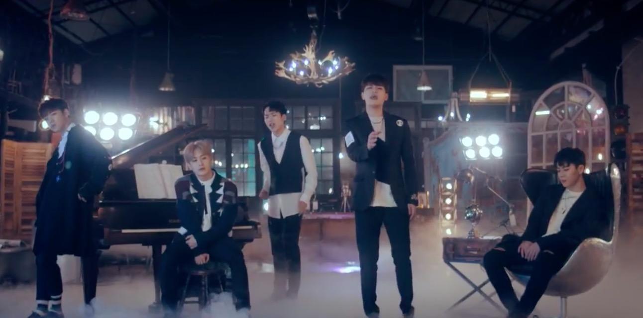 "Watch: 100% Makes Return With Moving ""Sketch U"" MV"