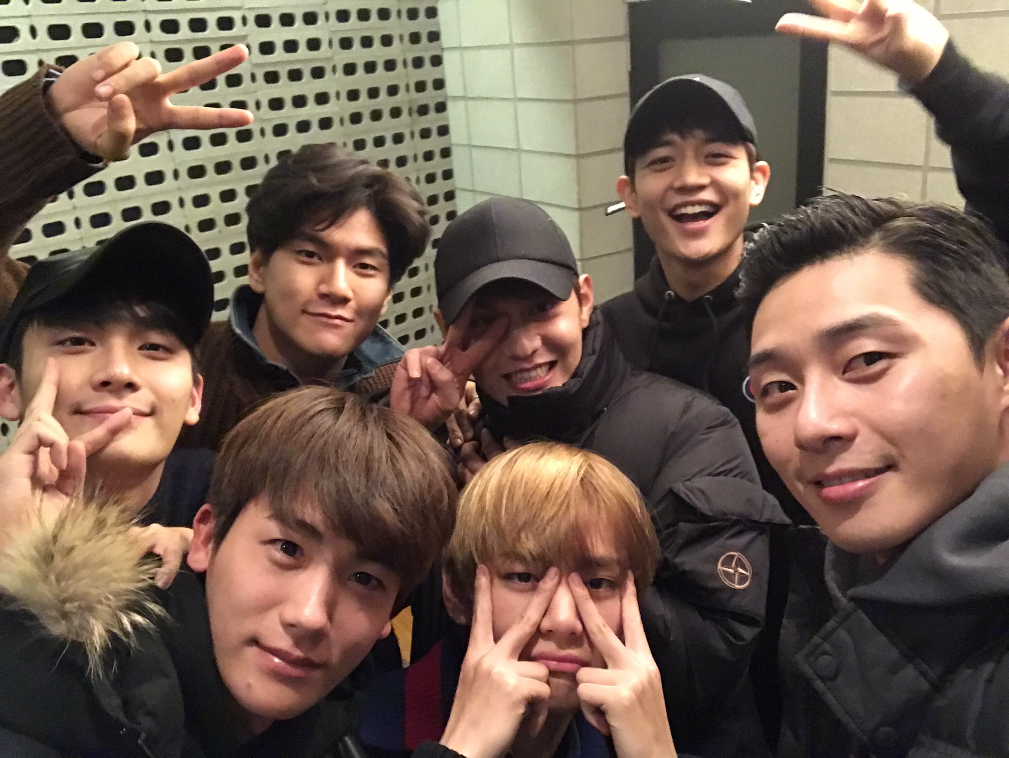 """Hwarang"" Cast Expresses Love And Thanks After Finale"