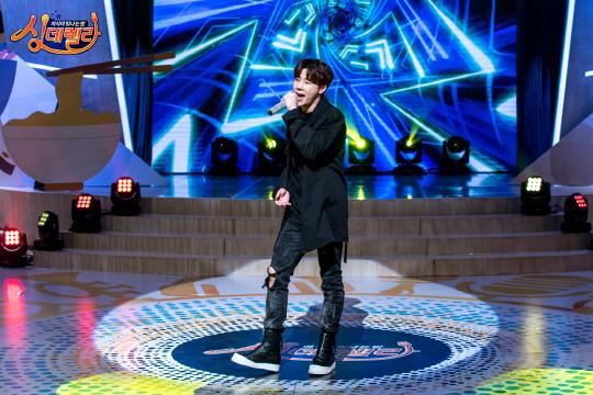 "INFINITE's Sunggyu Records First Episode As Newest ""Singderella"" MC"