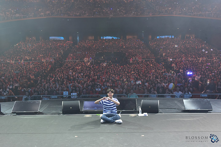 Park Bo Gum In Singapore: Top 5 Amazing Moments From The Sold-Out Fan Meet