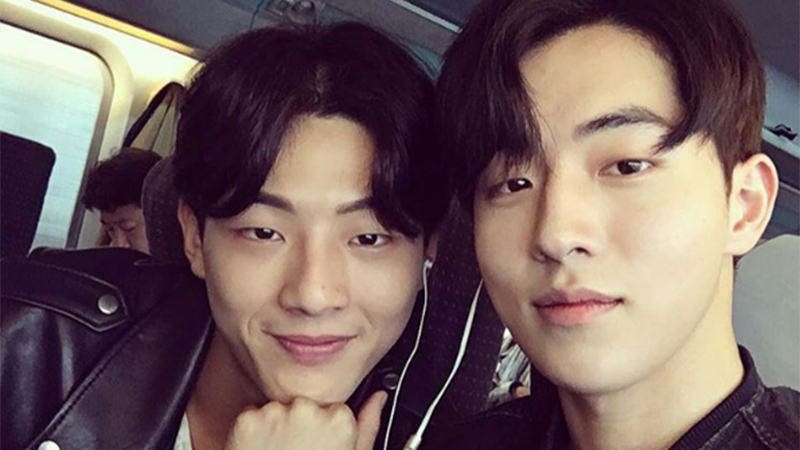 Ji Soo Surprises Longtime Best Friend Nam Joo Hyuk For His Birthday