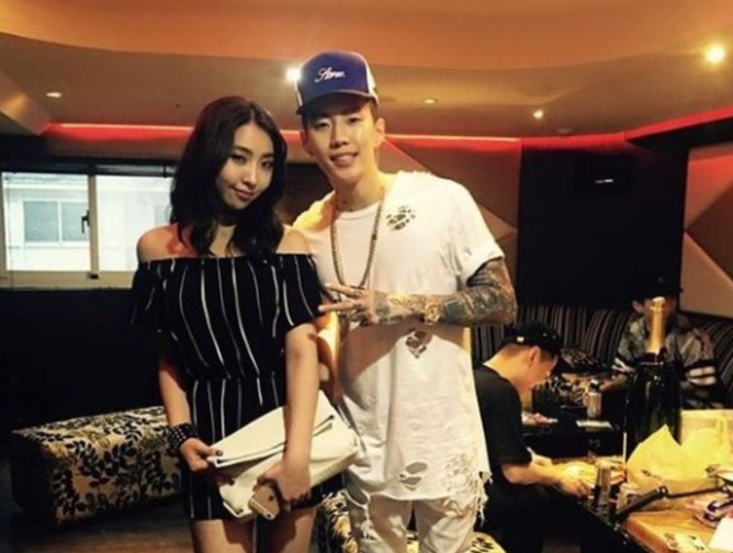 Gong Minzy's Agency Confirms That Jay Park Participated In Her Upcoming Solo Album