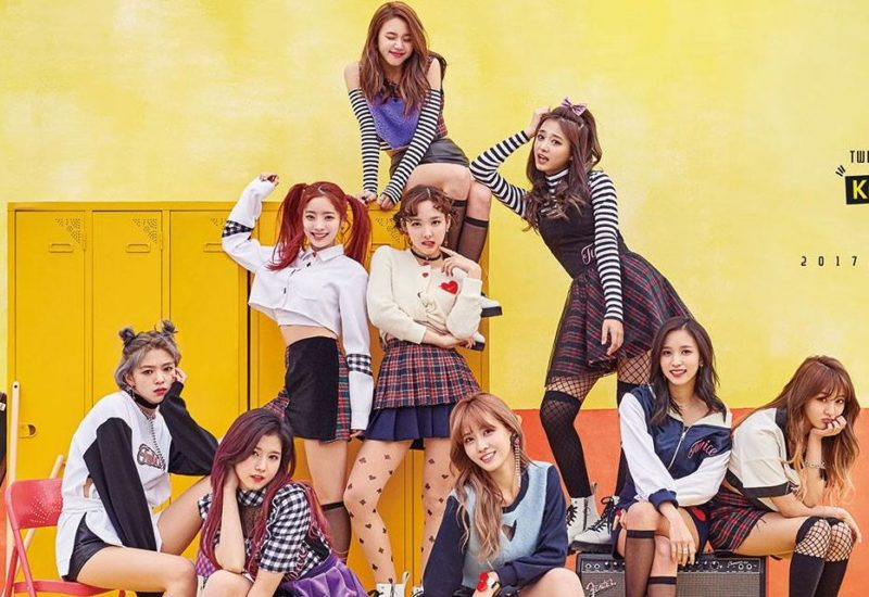 "TWICE Achieves Spectacular Results On Global iTunes Charts With ""Knock Knock"""