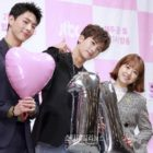 Park Hyung Sik And Ji Soo Have Nothing But Praise For Park Bo Young