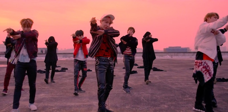 "BTS's ""Not Today"" MV Smashes Another Record"
