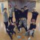 sf9 roar dance practice