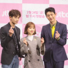 """Exclusive: Cast Of """"Strong Woman Do Bong Soon"""" Show Cheerful Chemistry At Press Conference"""