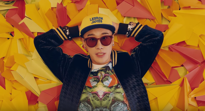 Watch: San E Releases Colorful MV For Collaboration With Burger King