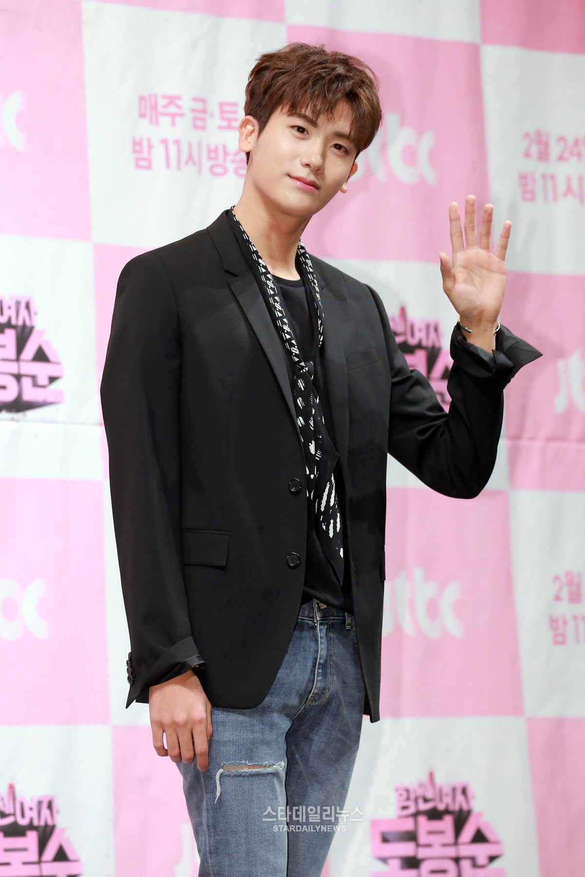 "Park Hyung Sik Explains How He Overcame Worries About His First Lead Role In ""Strong Woman Do Bong Soon"""