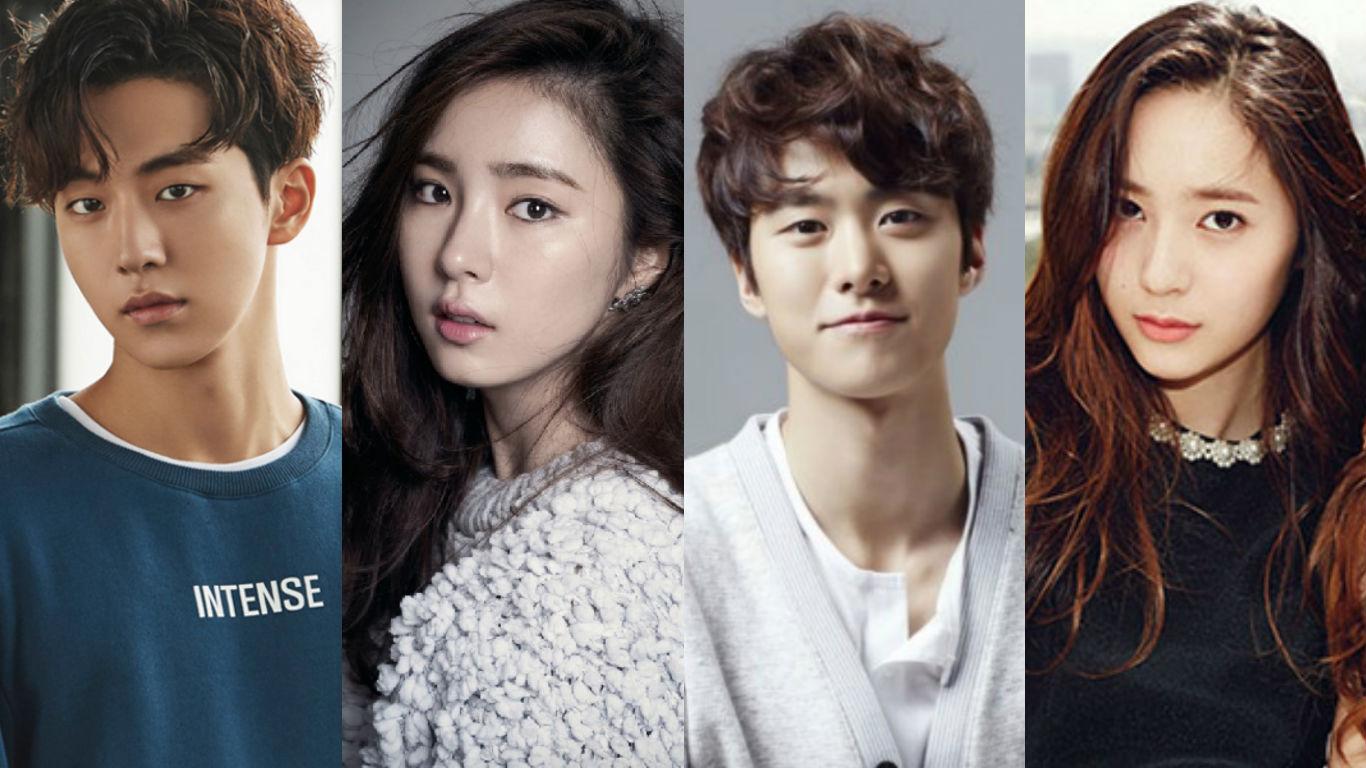 tvN's Upcoming Drama Starring Nam Joo Hyuk, Shin ...