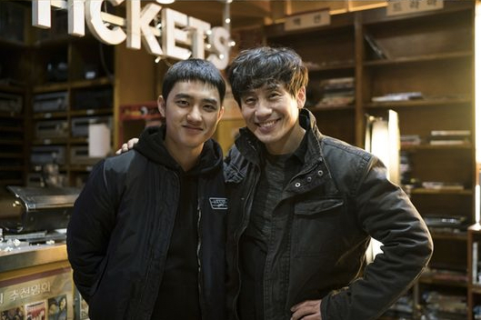 "Shin Ha Kyun And EXO's D.O. Reveal Their Thoughts On Filming For Movie ""Room Number 7"""