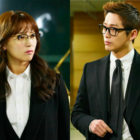 "Namgoong Min And Nam Sang Mi Are Adorably Twinning In Suits On ""Chief Kim"""