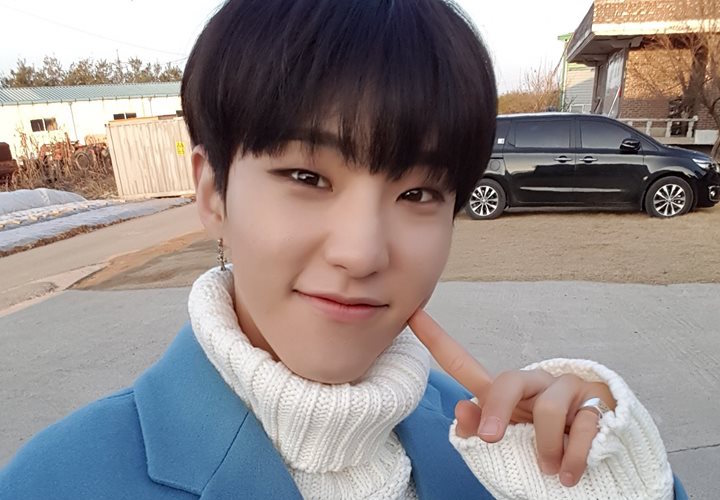 SEVENTEEN's Hoshi Gets Accepted Into Dong Ah Institute Of Media And Arts