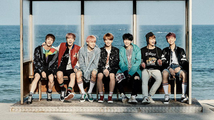 """BTS Tops Chart With """"Spring Day""""; Soompi's K-Pop Music Chart 2017, March Week 1"""
