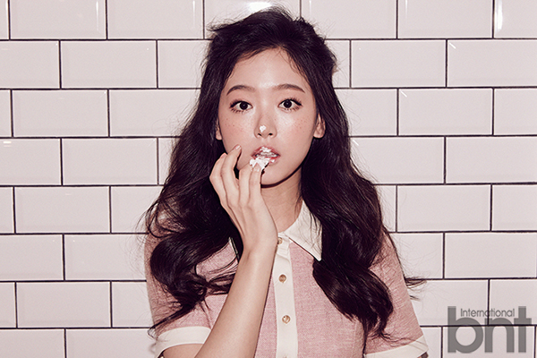 Kang Han Na Talks About Her Friendship With IU, New Variety Show, And Acting Career With bnt