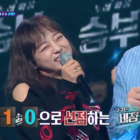 """Watch: gugudan's Kim Sejeong Performs Adorable Stage As Secret Weapon On """"Singing Battle"""""""