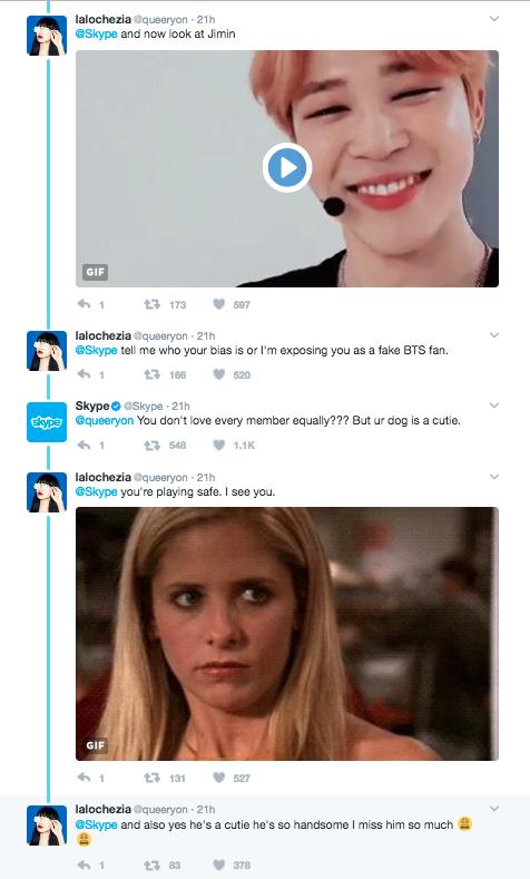 BTS Skype 2