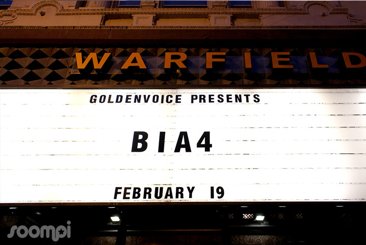 "The 5 Most Epic Moments From B1A4's ""Lit"" Evening In San Francisco"