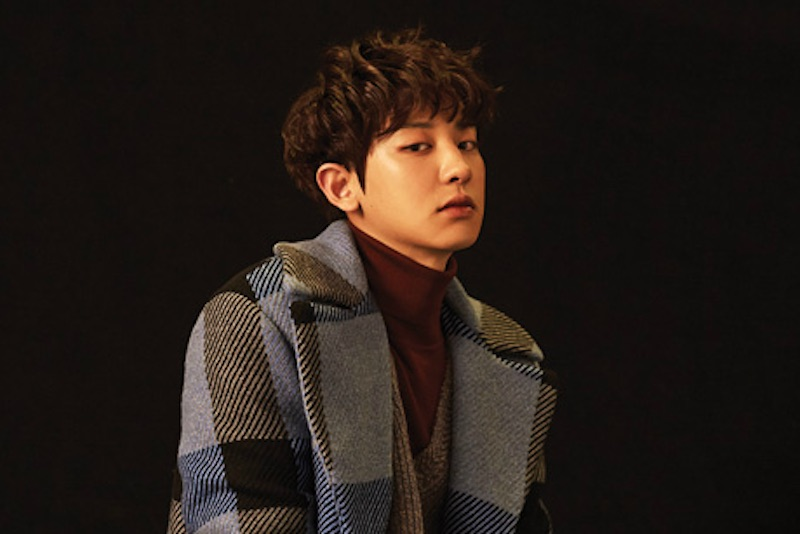 "EXO's Chanyeol Shows Support For ""High School Rapper"" Contestant"