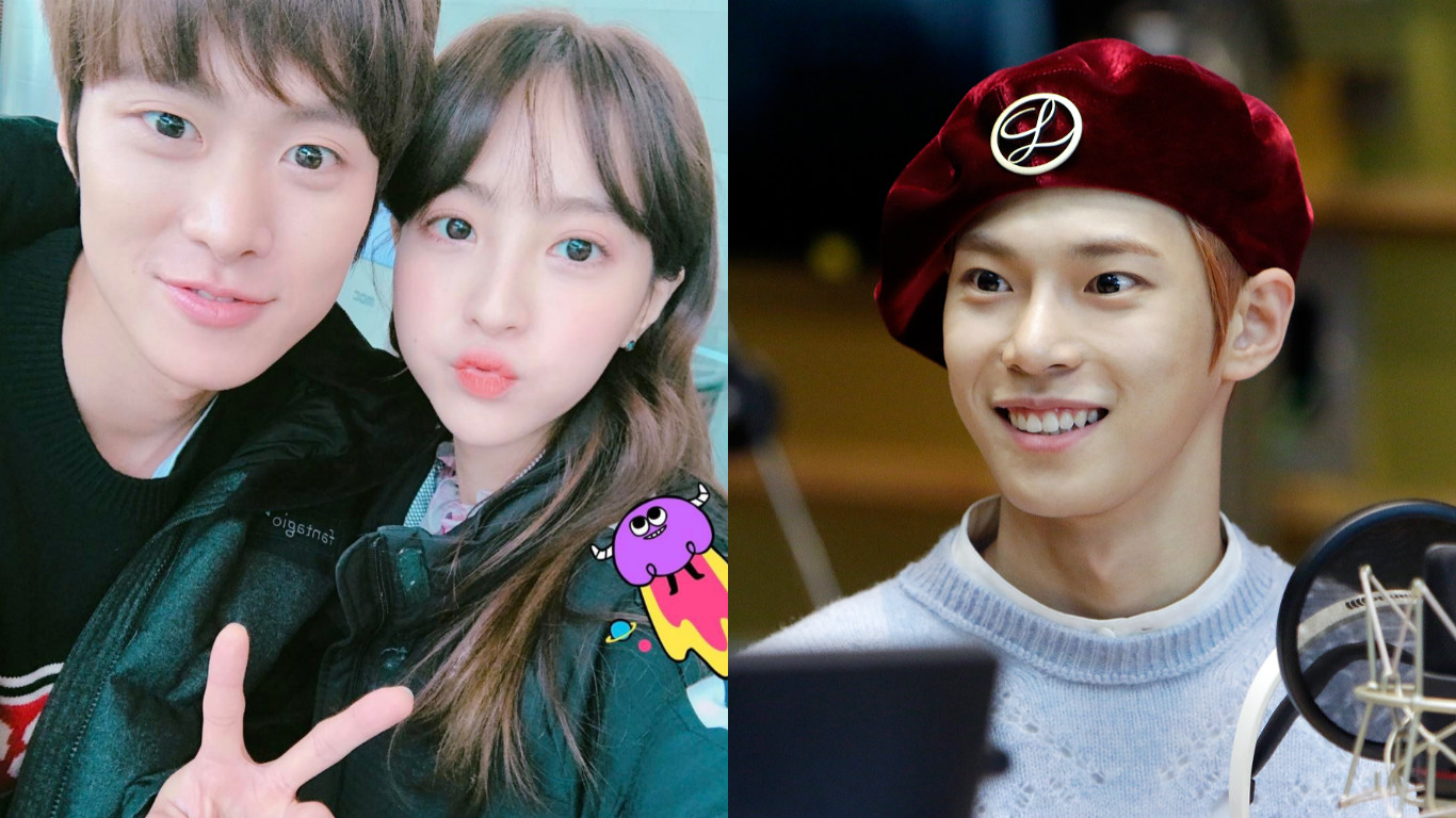 Nct S Doyoung Threatens To Spill The Beans On Gong Myung S Past Relationships To Jung Hye Sung Soompi