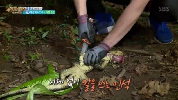The Law of the Jungle Kim Min Suk 2