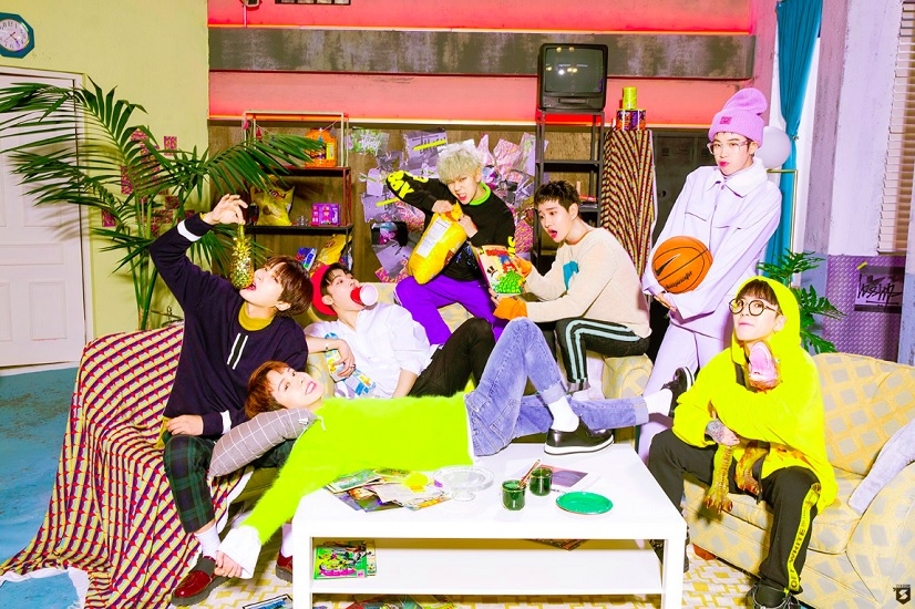 QUIZ: Which Block B Member Is Your Soulmate?