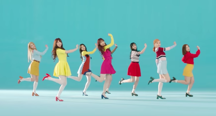 """Watch: Lovelyz Asks """"R U Ready?"""" And """"WoW""""s With Newest Music Video"""