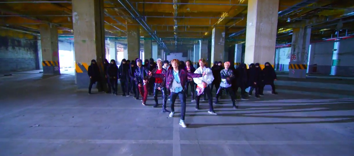 Watch Bts Drops Choreography Version Of Not Today Mv Soompi
