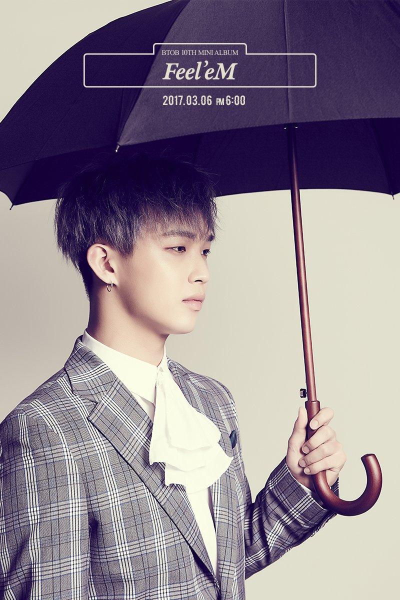 BTOB Lim Hyunsik