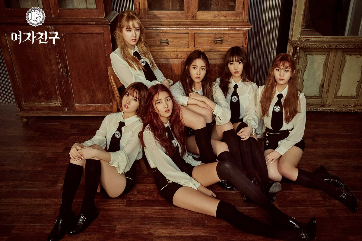 "GFRIEND Tops Chart With ""Fingertip""; Soompi's K-Pop Music Chart 2017, March Week 4"