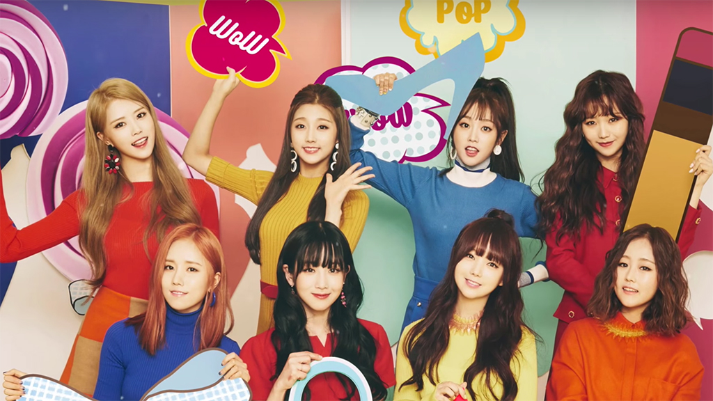 Lovelyz's Album Temporarily Disappears From Music Charts