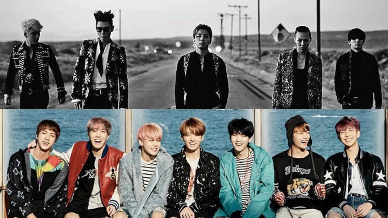 BIGBANG, BTS, 2PM, iKON, And More Win Awards At The Japan