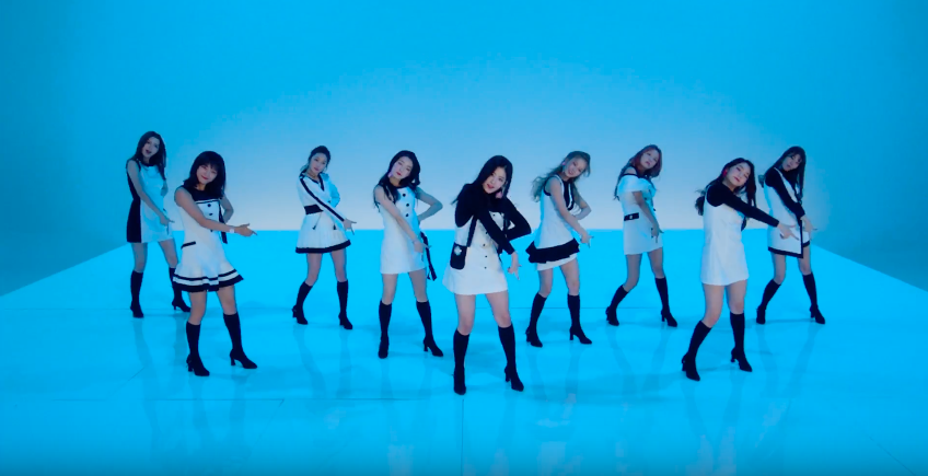 "Watch: gugudan Is Bold And Fabulous In New Music Video For ""A Girl Like Me"""