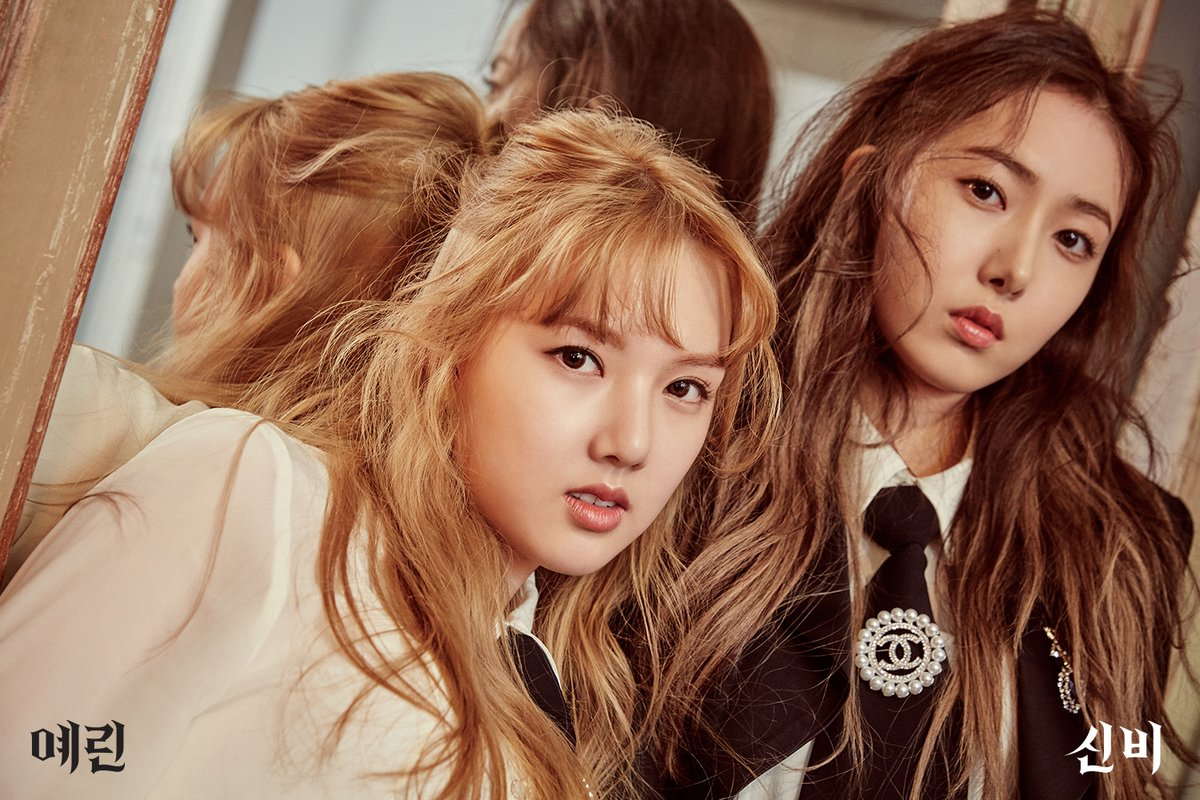 """GFRIEND Shares Stunning Concept Photos For """"Fingertip ...: https://www.soompi.com/2017/02/27/gfriend-shares-stunning-concept-photos-fingertip/"""