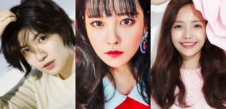 Shim Eun Kyung Red Velvet Yeri Heo Yeon Soo