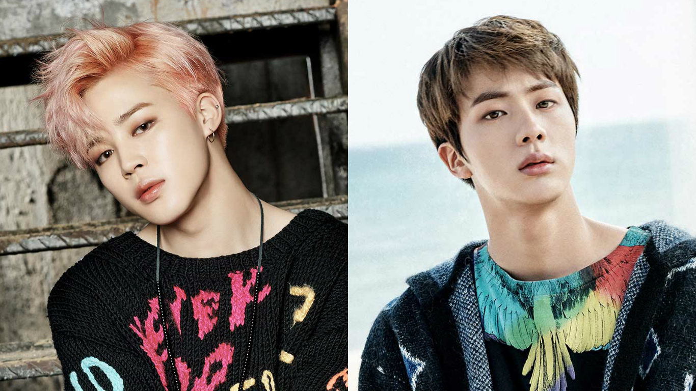 """BTS's Jimin And Jin To Give Advice On """"Hello Counselor"""""""