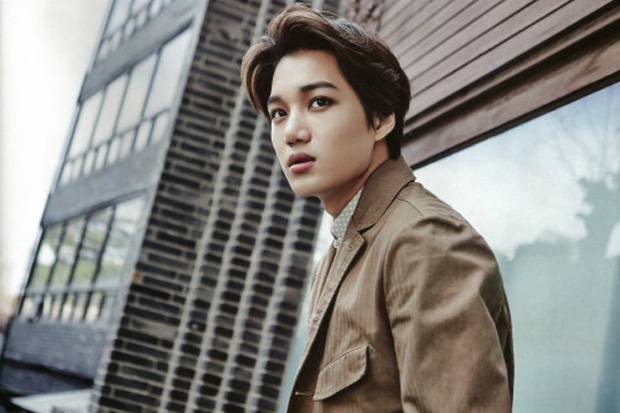 EXO's Kai Lands Lead Role In Upcoming Japanese Drama