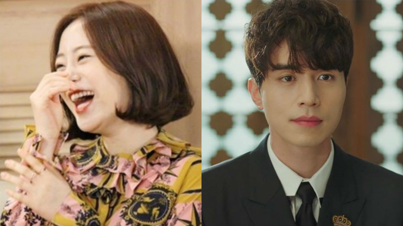 """Heo Young Ji Shares Her Affection For Lee Dong Wook's Grim Reaper Character On """"Happy Together"""""""